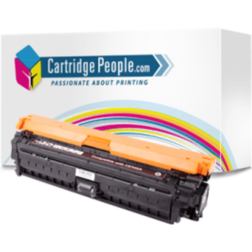 HP Compatible HP 651A Black Toner Cartridge- CE340A