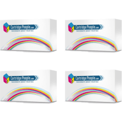 HP HP 655A ( CF450A / CF451A / CF452A / CF453A ) Compatible Black and Colour Toner Cartridge Pack