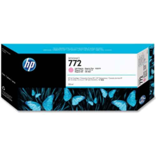 HP HP 772 Light Magenta Ink Cartridge (Original)