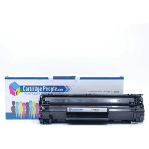 HP Compatible HP 83X Black High Capacity Toner Cartridge (Own Brand)- CF283X