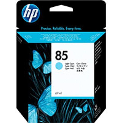 HP HP 85 Light Cyan Ink Cartridge (Original)