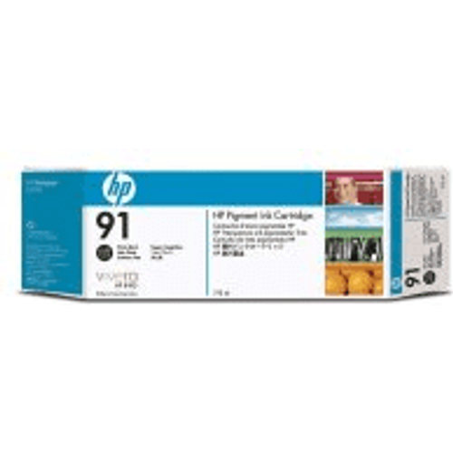 HP HP 91 ( C9481A ) Original Photo Black 3 Pack Ink Cartridge