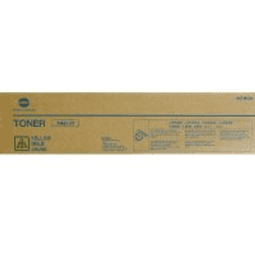 Konica Minolta Konica Minolta TN613Y Yellow Toner Cartridge (Original)