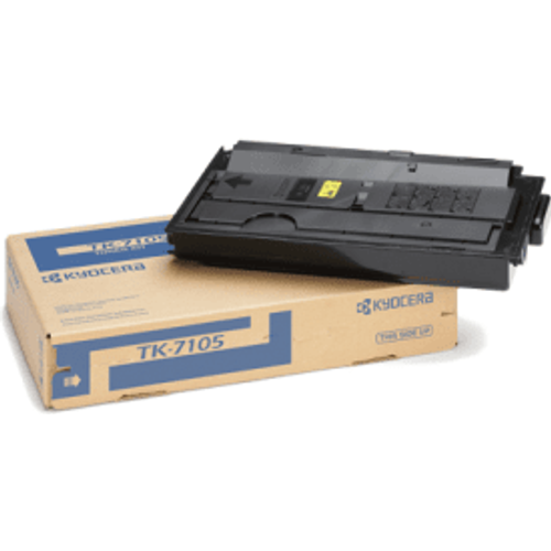 Kyocera Kyocera TK-7105 Black Toner Cartridge (Original)