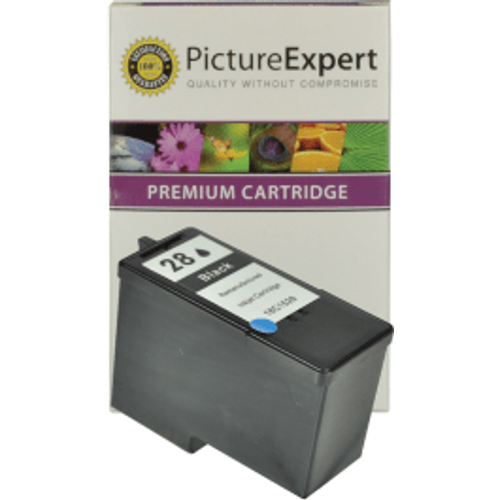 Lexmark Compatible Lexmark 28 Black Ink Cartridge