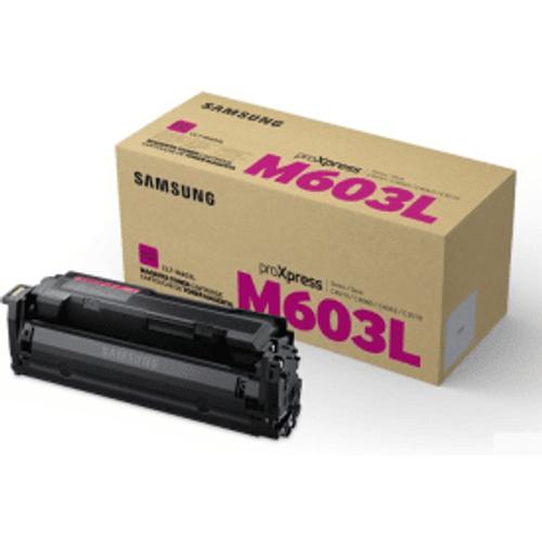 Samsung Samsung CLT-M603L (SU346A) Magenta High Capacity Toner Cartridge (Original)