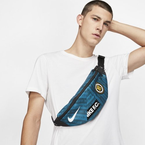 Sac banane Nike F.C. - Bleu - Nike - Modalova