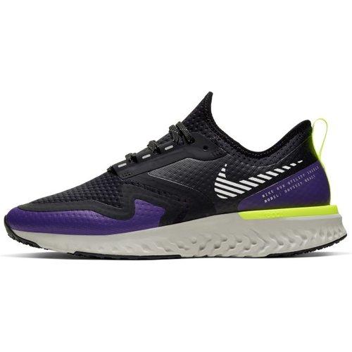 Nike Womens Nike Run Black Odyssey React Trainers -  Black
