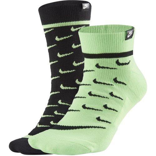 Chaussettes mi-mollet Sportswear SNEAKR Sox (2 paires) - Nike - Modalova
