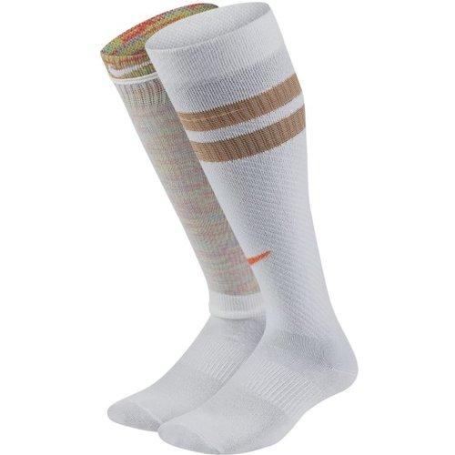 Chaussettes hautes légères Everyday pour Enfant (2 paires) - Nike - Modalova