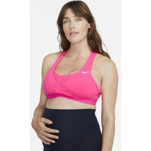 Brassière de sport à maintien normal (M) Swoosh (maternité) - Nike - Modalova