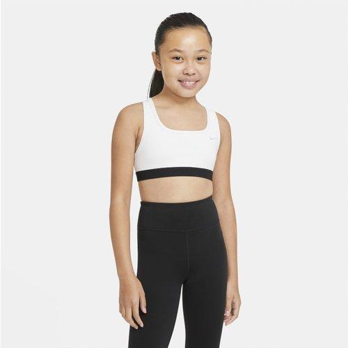 Brassière de sport Swoosh pour Fille plus âgée - Nike - Modalova