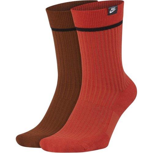 Chaussettes mi-mollet SNKR Sox Essential (2 paires) - Nike - Modalova