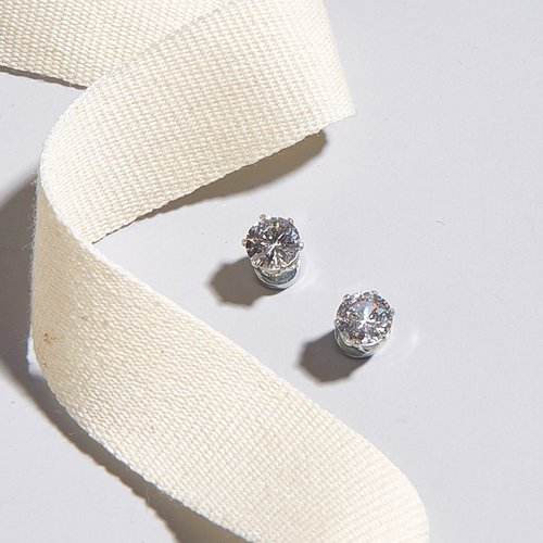 Boucles d'oreilles avec strass - SHEIN - Modalova