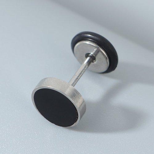 Boucles d'oreilles design haltère - SHEIN - Modalova
