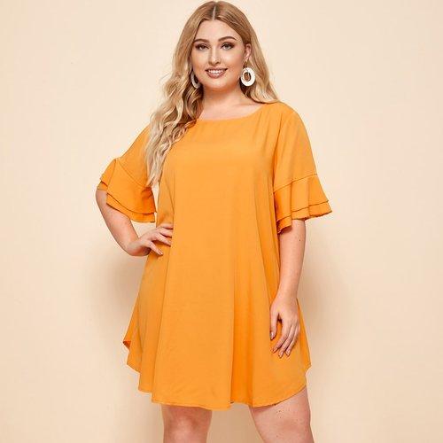 Robe tunique - SHEIN - Modalova