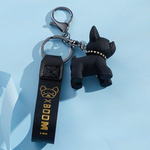 Homme Porte-clé à chien - SHEIN - Modalova
