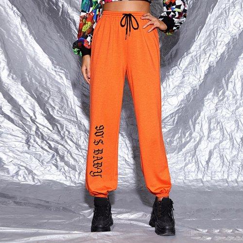 Pantalon de survêtement - SHEIN - Modalova