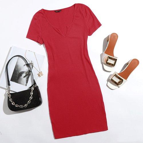 Robe moulante - SHEIN - Modalova