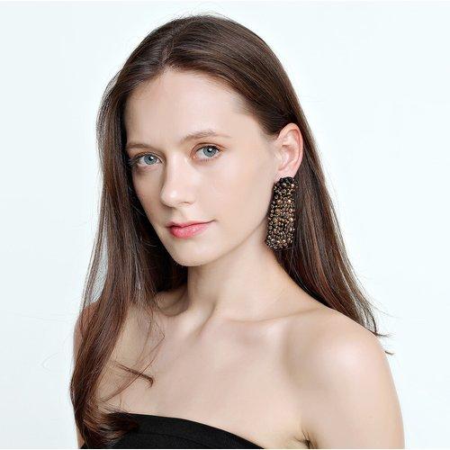 Boucles d'oreilles à design perle - SHEIN - Modalova