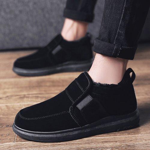 Homme Bottes chaudes minimaliste - SHEIN - Modalova