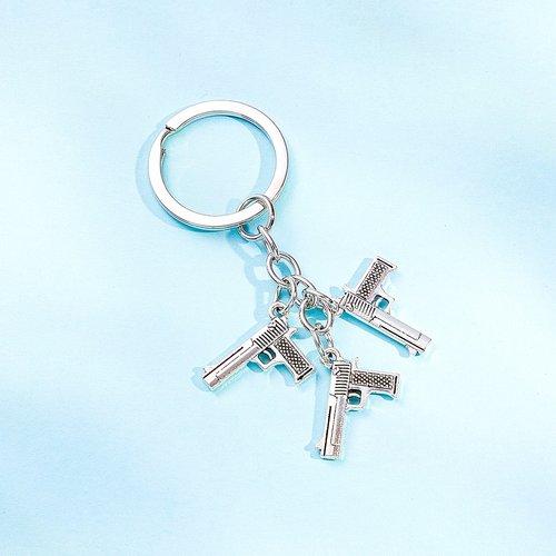 Porte-clé géométrique - SHEIN - Modalova
