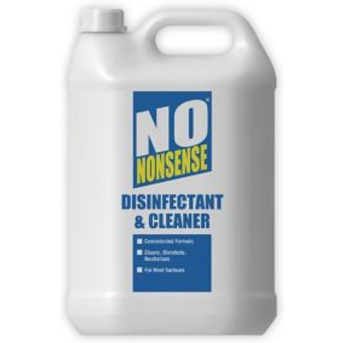 No Nonsense Concentrated Multi-surface Disinfectant & cleaner  5L