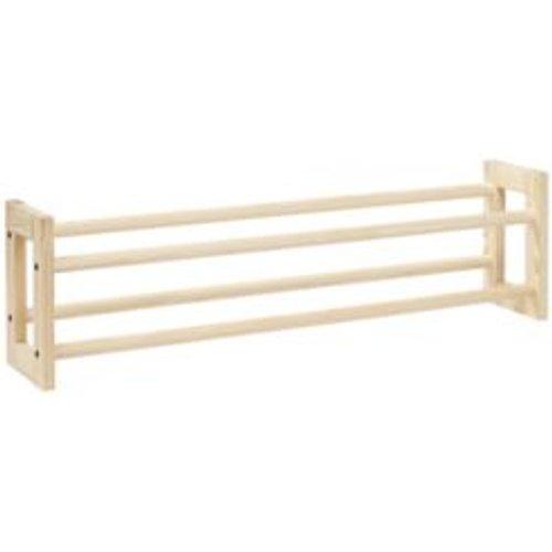 Shoe rack (H)300mm (W)1070mm