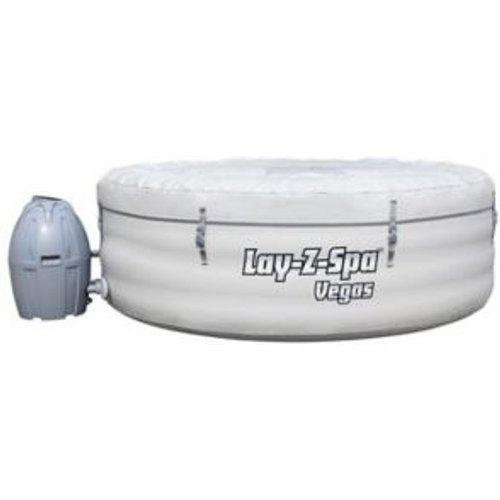 Save £109.00 - Lay-Z-Spa Vegas 4-6 Person AirJet Hot Tub