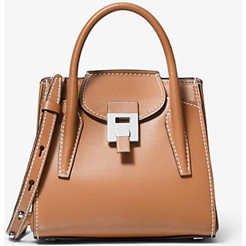 MK Petit sac porté main Bancroft en cuir de vachette - - Michael Kors - MICHAEL KORS COLLECTION - Modalova
