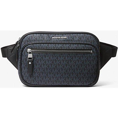 MK Petit sac ceinture Hudson à logo - /BLEU PÂLE(BLEU) - Michael Kors - Michael Kors Mens - Modalova
