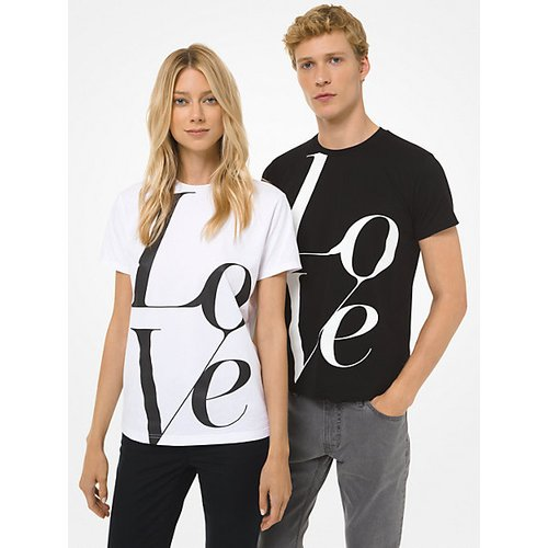 MK T-shirt LOVE Watch Hunger Stop - Michael Kors - Modalova