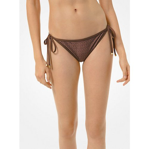 MK Bas de bikini à logo - - Michael Kors - MICHAEL Michael Kors - Modalova
