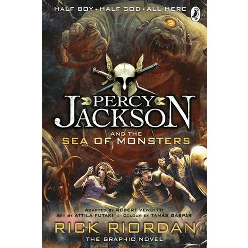 Save 75% - Percy Jackson and the Sea of Monsters: The Graphic Novel (Book 2): (Percy Jackson Graphic Novels)