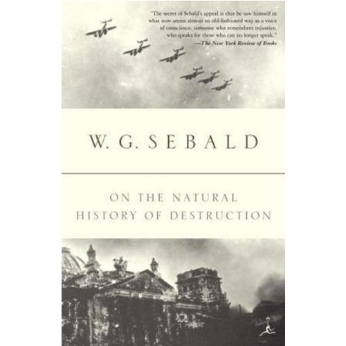 HALF PRICE! On the Natural History of Destruction