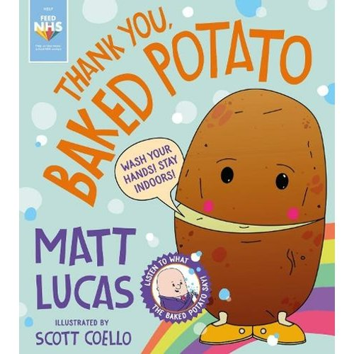 Thank You, Baked Potato (Raising Money for FeedNHS)