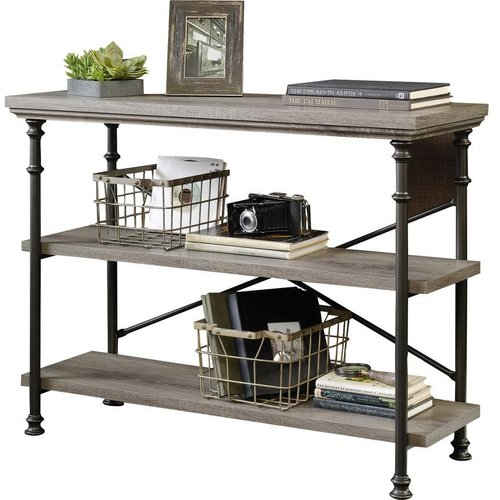 TEKNIK Canal Heights Console - Northern Oak