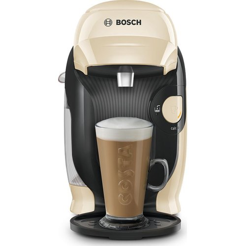 TASSIMO by Bosch Style TAS1107GB Coffee Machine - Cream, Cream