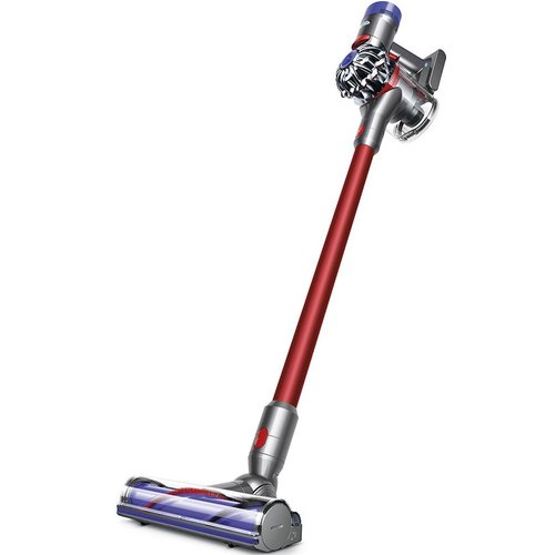Save 38% - DYSON V7 Total Clean Cordless Vacuum Cleaner - Red, Red