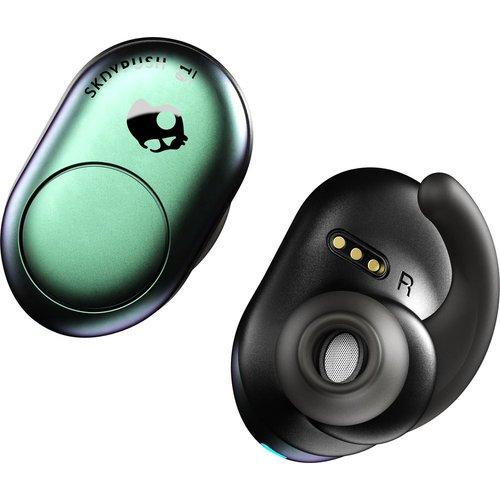 HALF PRICE! SKULLCANDY Push Wireless Bluetooth Earphones - Psycho Tropical