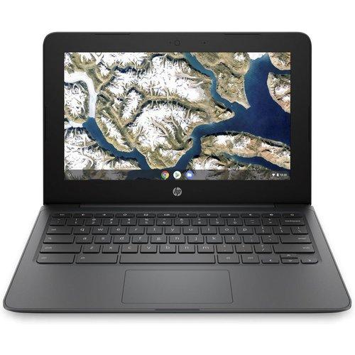 """Save £30.00 - HP 11a 11.6"""" Chromebook - Intel®Celeron, 16 GB eMMC, Grey, Grey"""