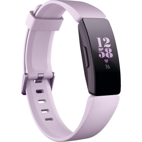 Save 33% - Fitbit Inspire HR Fitness Tracker - Lilac, Universal