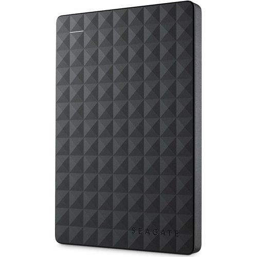 Save £5.00 - SEAGATE Expansion Portable Hard Drive - 2 TB, Black, Black