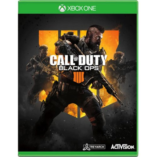 XBOX ONE Call of Duty: Black Ops 4, Black