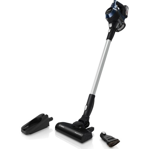 BOSCH Serie 6 Unlimited BBS611GB Cordless Vacuum Cleaner - Blue, Blue