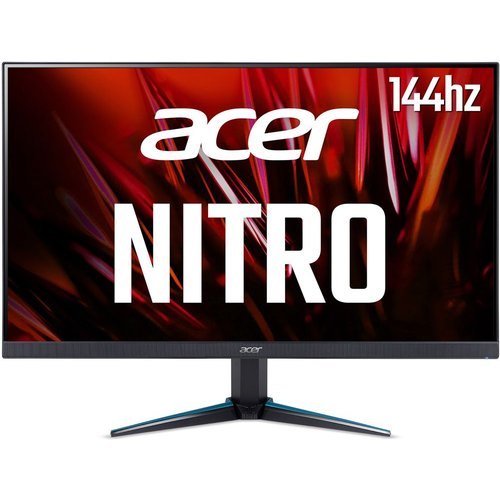 "ACER Nitro VG270UPbmiipx Quad HD 27"" LCD Gaming Monitor - Black, Black"