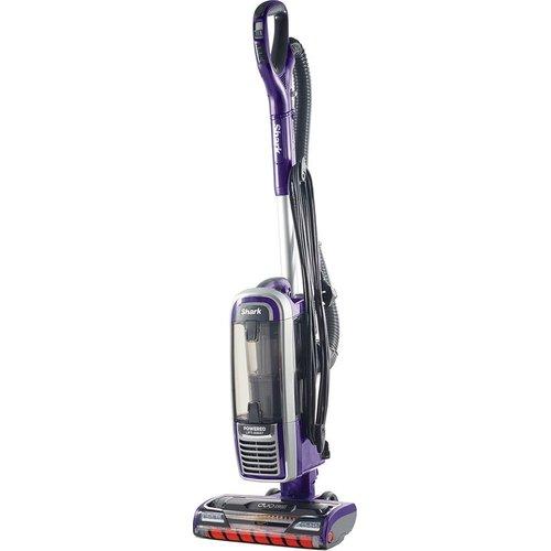 SHARK DuoClean Powered Lift-Away Anti Hair Wrap AZ910UK Upright Bagless Vacuum Cleaner - Purple, Purple