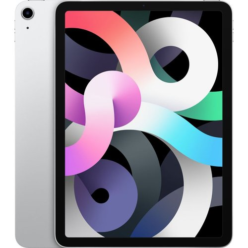 "Save £29.03 - APPLE 10.9"" iPad Air (2020) - 256 GB, Silver, Silver"