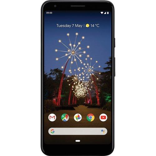 Google Pixel 3a XL - 64 GB, Just Black, Black