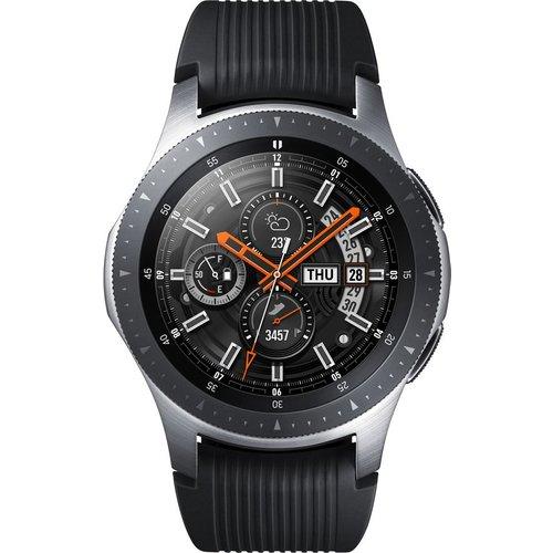Save 31% - SAMSUNG Galaxy Watch 4G - Silver, 46 mm, Silver